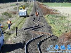 這是火車道還是四驅車道?