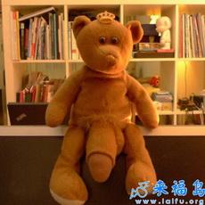 Este oso es de mala fe