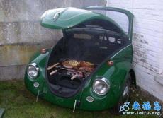 汽车的废物利用