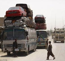 Afghanistan cars