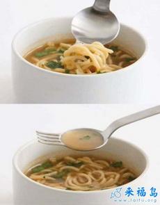 這個是專門為吃方便面發明的吧