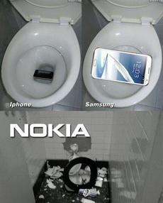 Nokia质量太好了