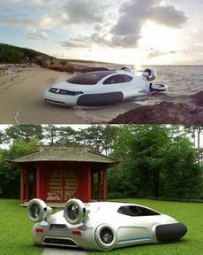 奧迪水陸兩棲車
