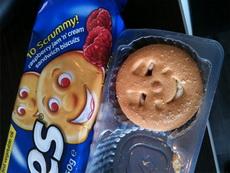 這餅干表情不對呀