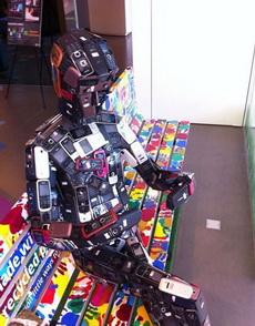 手机机器人