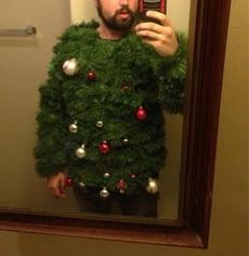 随时变成圣诞树