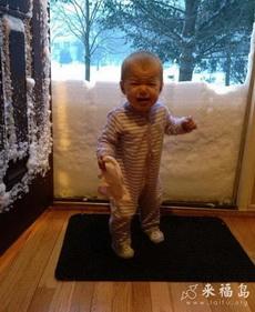 下雪了,出不去了