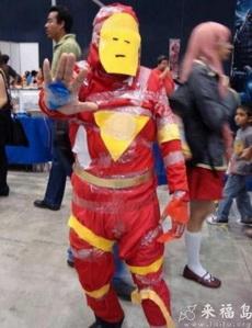 廉价版钢铁侠