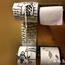 Creative paper towels