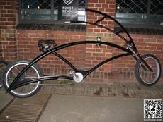高端大气上档次的自行车