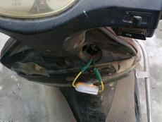 我不会告诉你说这是电动车开关的