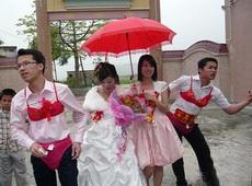 原来结婚是这个样子的!