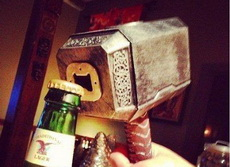 雷神开瓶器