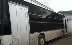 矮油,好高大上的公交车门!