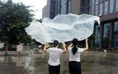 有了桌布,再也不怕临时雨!!!