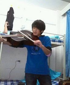 逗比,吉他不是那么弹得