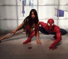 女版蜘蛛侠