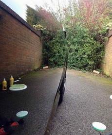 老板,车洗好了!欢迎下次再来!
