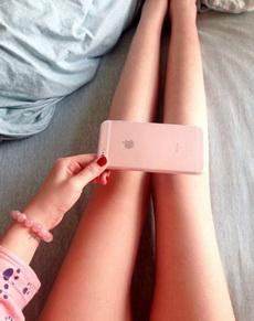 新新女神標準,iPhone6腿,美死了
