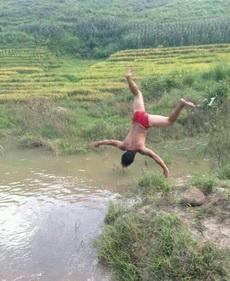 感觉中国跳水队又加一员