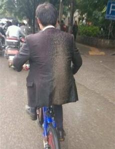 论自行车挡泥板重要性