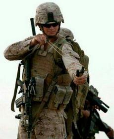 美軍步兵最新單兵消音武器
