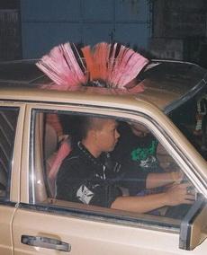 当你买车考虑要不要天窗时,请先想想你有没有那么多头发