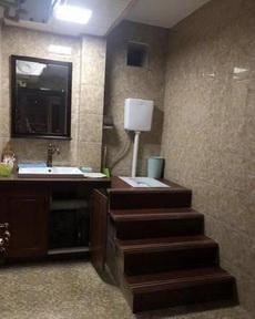 尊贵与否且看厕所怎么样