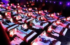 这样的影院看电影应该很舒服