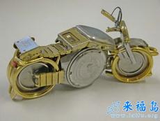 用手表做的摩托车