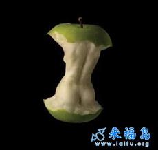 The Art of Eating Apple
