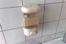 你遇到过这样的洗手液没