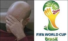 2014世界杯的标识原来是这么来的