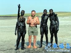 为了证明自己去过非洲
