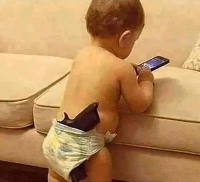 講道理,這個年齡段確實不該用手機