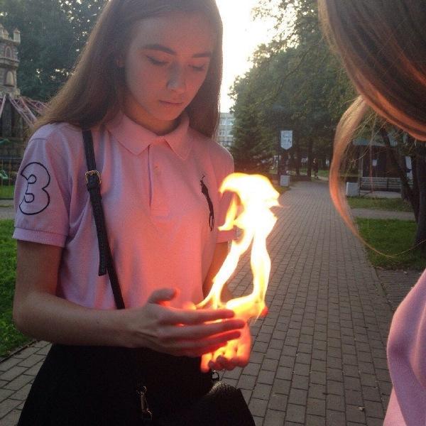 火系魔法可以研究下