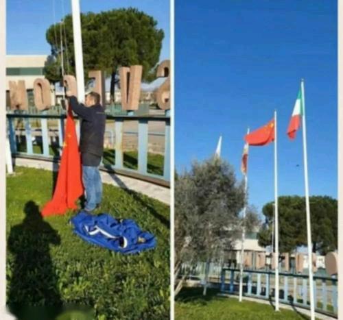意大利发动了传统技能:换队友