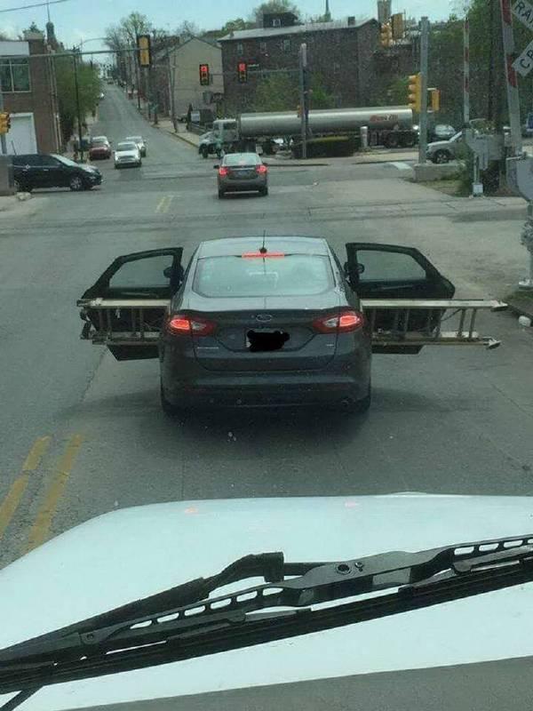 看你們誰還敢超我的車